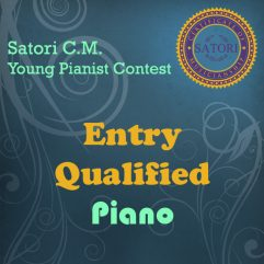 Piano Entry Qualified