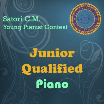 Piano Junior Qualified