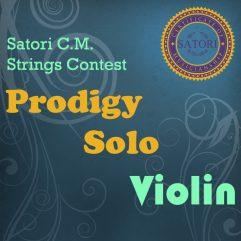 Violin Prodigy Solo