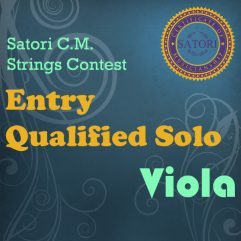 Entry Qualified Solo