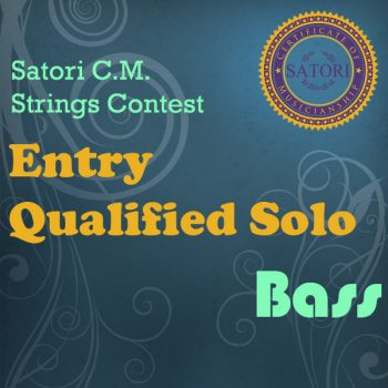 Bass Entry Qualified Solo