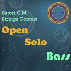 Bass Open Solo