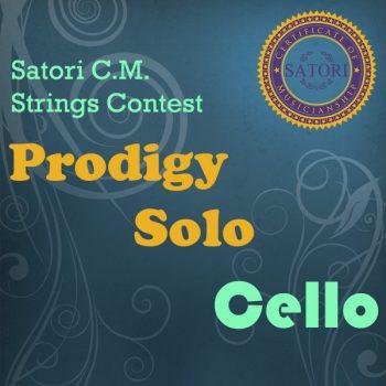 Cello Prodigy Solo