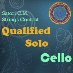 Cello Qualified Solo